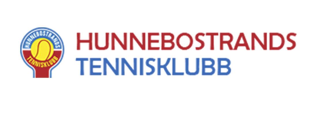 Sollidens handelsträdgård sponsrar Hunnebostrands tennisklubb.
