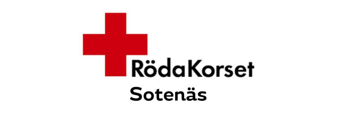Sollidens handelsträdgård sponsrar Röda Korset Sotenäs.