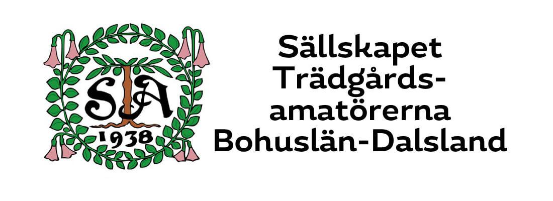Sollidens handelsträdgård sponsrar STA Sällskapet Trädgårdsamatörerna Bohuslän-Dalsland.