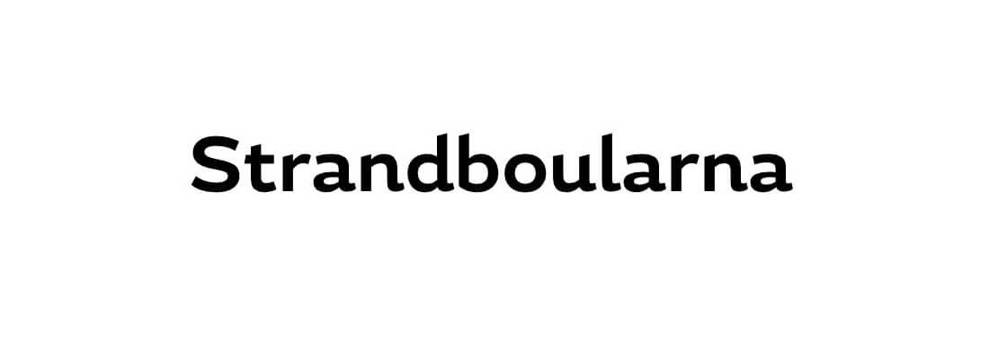 Sollidens handelsträdgård sponsrar Strandboularna.