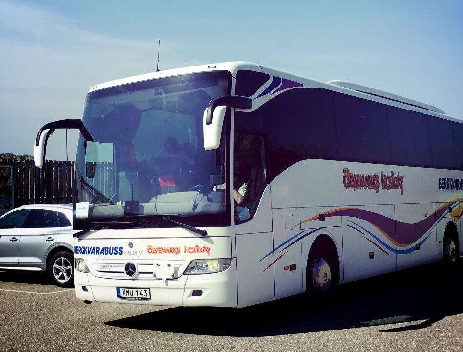 Dagsresor, bussresor med Thermo tours.